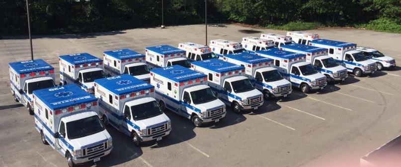 Emergency Medical Vehicle Insurance We offer the best NEMT Fleet Auto Insurance Programs for fleet vehicles in Alabama, Arkansas, Florida, Georgia, Iowa, Indiana, Kansas, Mississippi, Nebraska, New Jersey, North Carolina, Ohio, Pennsylvania, South Carolina, Tennessee and Virginia (888) 287-3449.